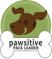 Pawsitive Pack Leader Logo