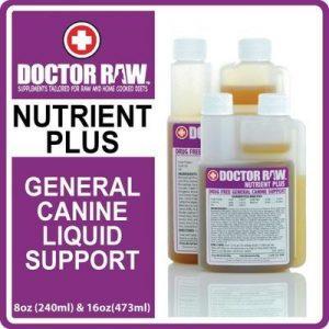 Nutrient Plus - General Canine Liquid Support