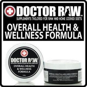 Overall Health & Wellness Formula