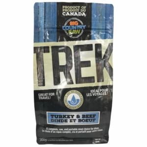 Trek Turkey and Beef
