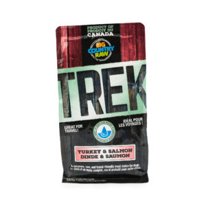 Trek Turkey and Salmon